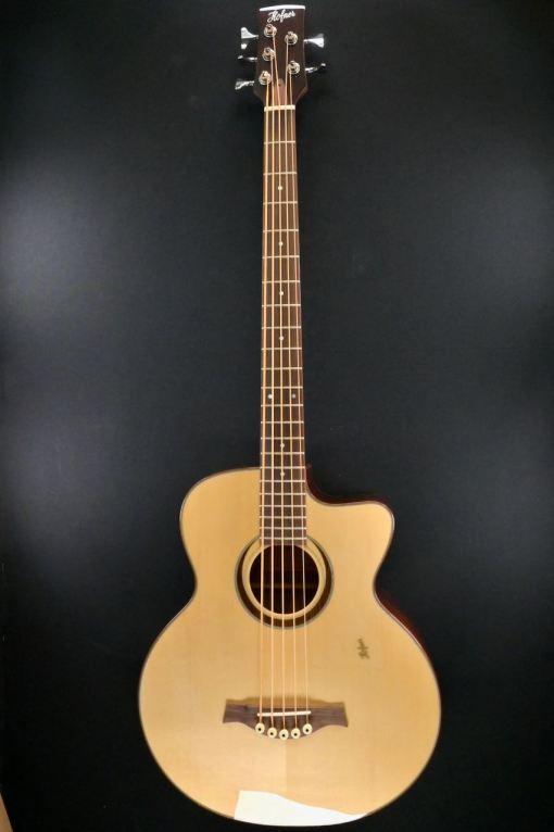 Höfner HA-B175 Jumbo Bass 5