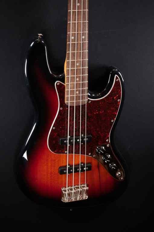 Squier Classic Vibe 60s Jazz Bass LRL 3TS