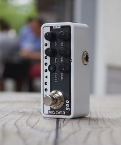 Mooer Micro PreAMP 005 Brown Sound 3