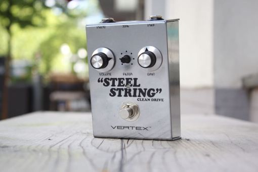 Vertex Steel String Clean Boost/Overdrive gebraucht