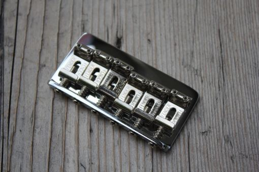 Fender 6-SADDLE HARDTAIL CLASSIC Bridge