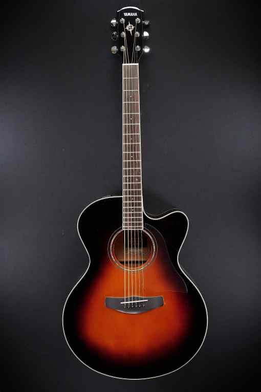 Yamaha CPX 600 Violin Sunburst 5