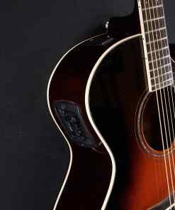 Yamaha CPX 600 Violin Sunburst 4