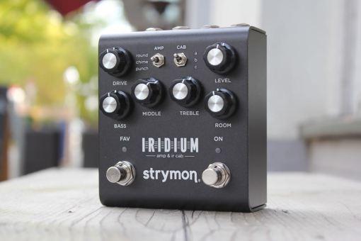 Strymon Iridium Amp IR Cab