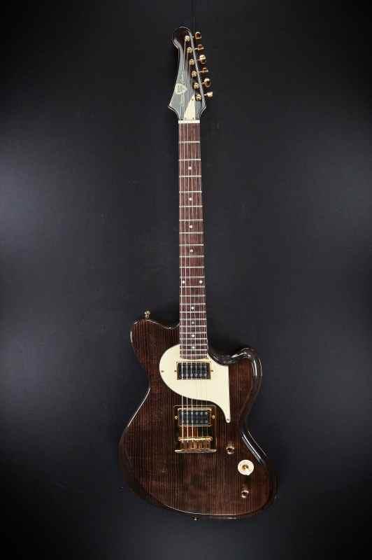Handmade Guitar Berlin Custom
