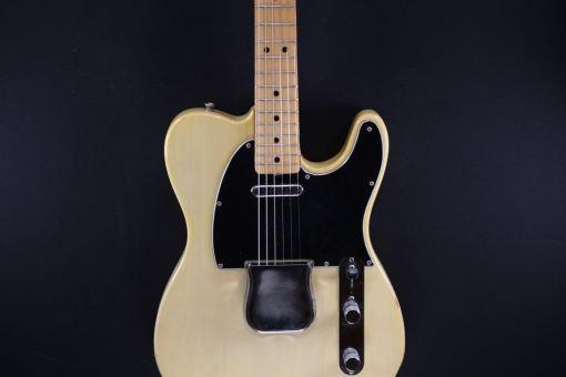 Fender 1979 Telecaster Olympic White