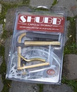 Shubb C6B Capo Dobro