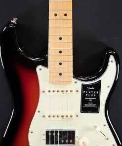Fender Player PLUS Stratocaster HSS MN 3TS