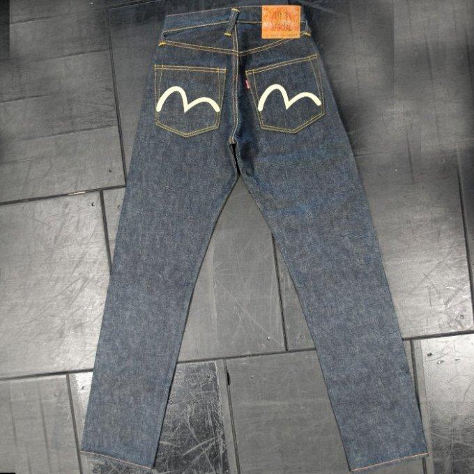 EVISUジーンズの型番2000