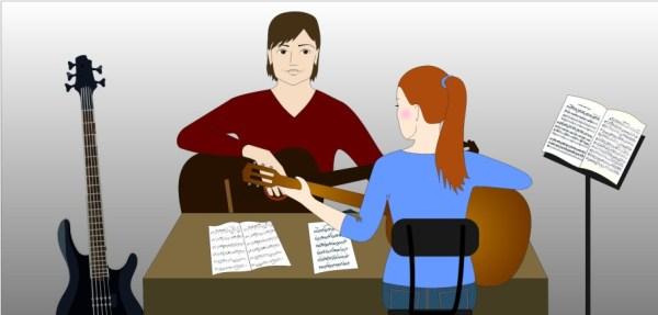 Преподаватель гитары Учитель гитары Репетитор по гитаре