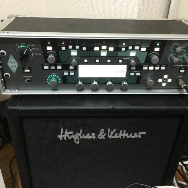 ケンパーギターアンプ