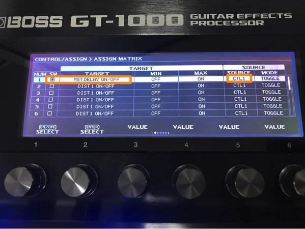 Th BOSS GT-1000  3474