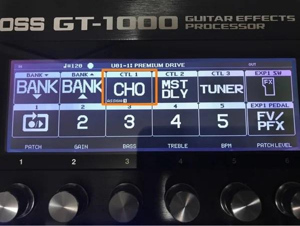 Th BOSS GT-1000  3475