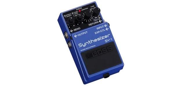 BOSS ( ボス ) / SY-1(Synthsizer)