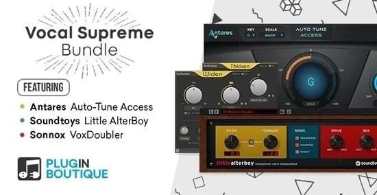 Soundtoys Little AlterBoyバンドル