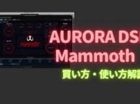 Mammoth買い方・使い方