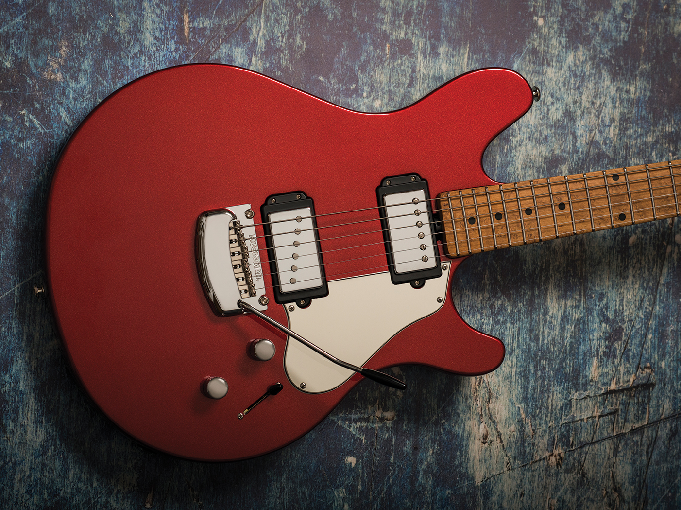 Music Man Valentine Tremolo Review All
