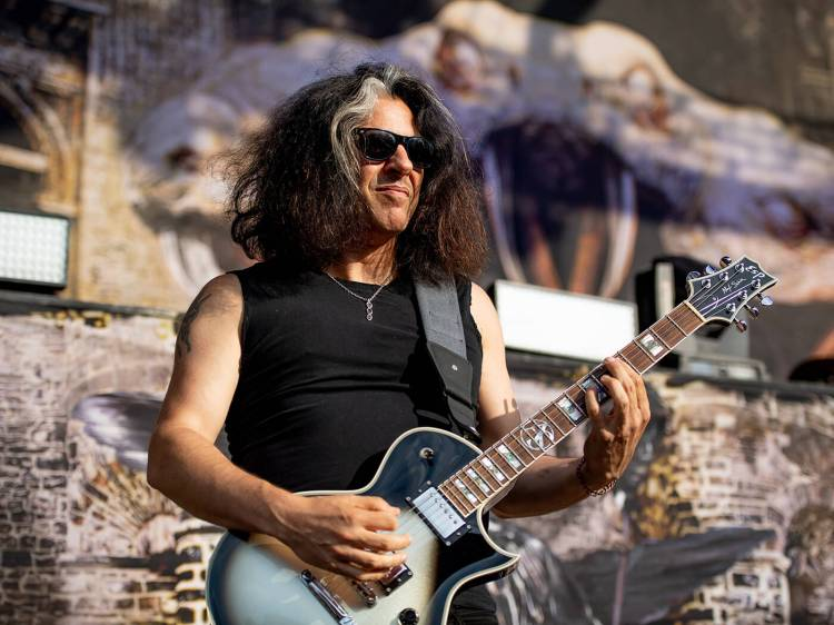 """Learn not to attach your personal sense of value or self-worth to your  playing"""": Alex Skolnick 