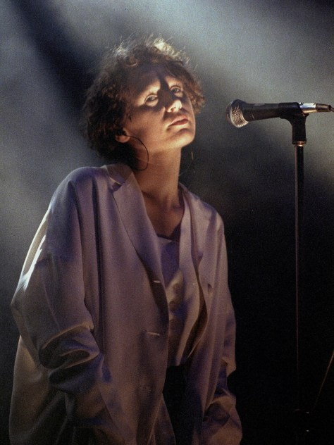 Eliabeth Fraser of Cocteau Twins