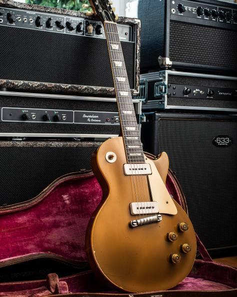 Bob Wootton's 1954 Gibson Les Paul