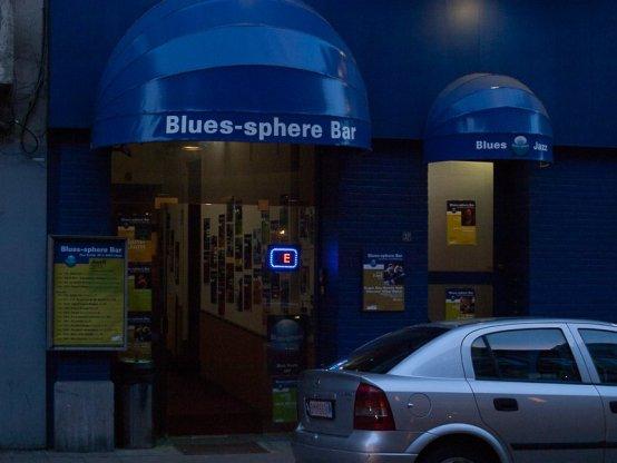 Blues-Sphere Bar (Liège) 29/03/2014