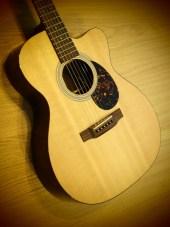Martin OM21C custom