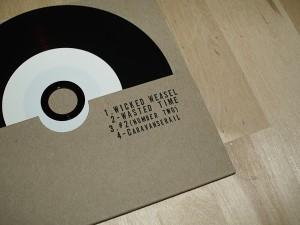 Maquette 4 titres - David van Lochem