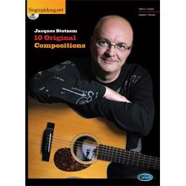 Jacques Stotzem - 10 original compositions