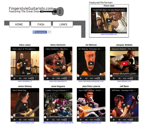 http://www.fingerstyleguitarists.com