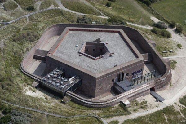 Fort Napoléon - Ostende