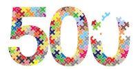 Bientôt 500 fans FB  ... !