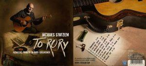 To Rory - Jacques Stotzem - la playlist du CD