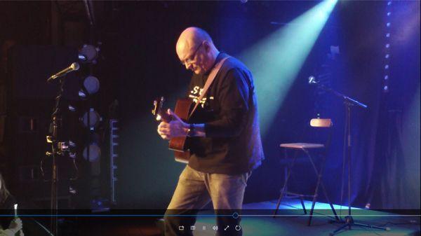 Making of vidéos concert au Spirit of 66