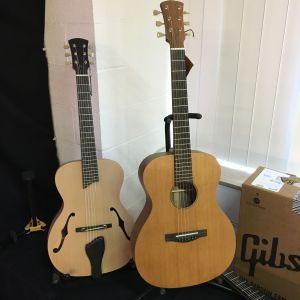 IFAPME Limal : les jeunes guitares