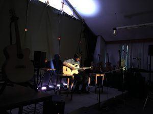 Concert à l'IFAPME de Limal : Nicolas Gaul