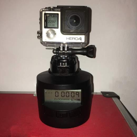 Turnspro : avec GoPro