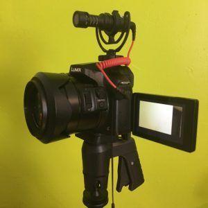 Comparatif de microphones : Rode Videomicro