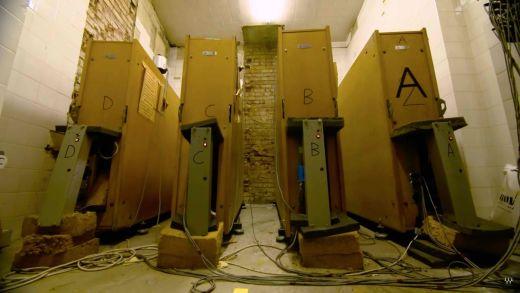 Réverbération à plaques chez Abbey Road (source Waves)