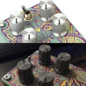 Digitech Polara : ugly buttons