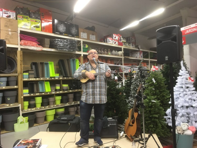 Marché de Noël Mr Bricolage Gretry 2018
