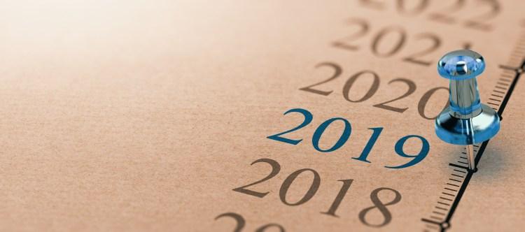 Le bilan de 2019