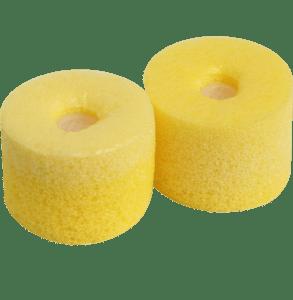 Shure EAYLF1-10 aka mousse jaune