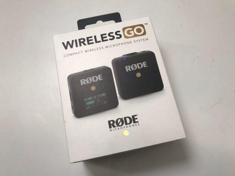 Rode Wireless Go : un système sans fil simple et compact