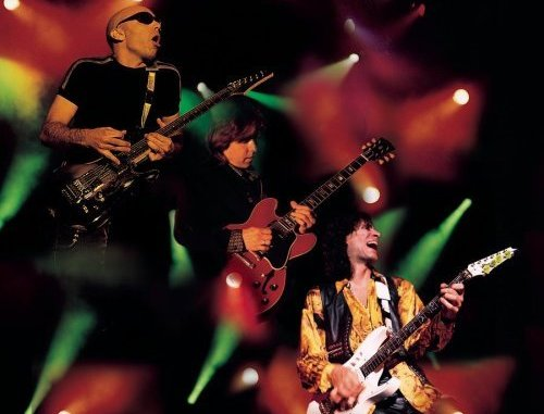 G3 Live - Steve Vai, Joe Satriani, Eric Johnson