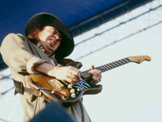 Stevie Raya Vaughan