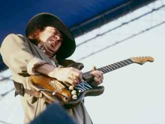 Stevie Raya Vaughan