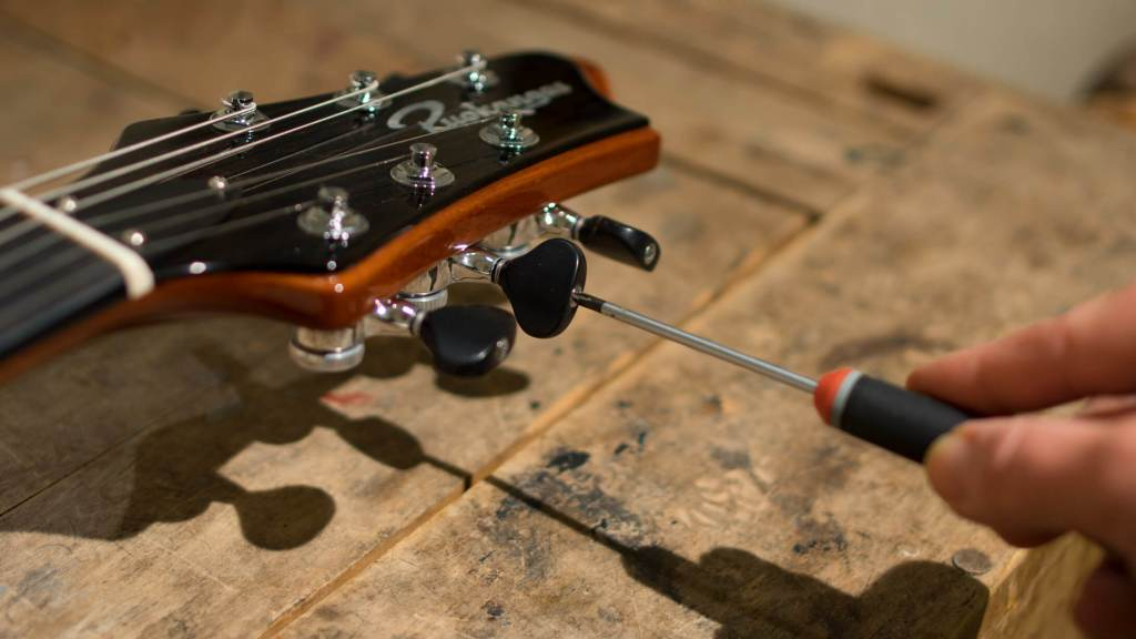 Tighten Screws but Not Too Much | Guitar Bro Blog
