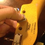 Gotoh SD91 Vintage Tuners for Telecasters and Stratocasters