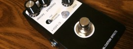 Lovepedal HSR3 Reverb Pedal 1