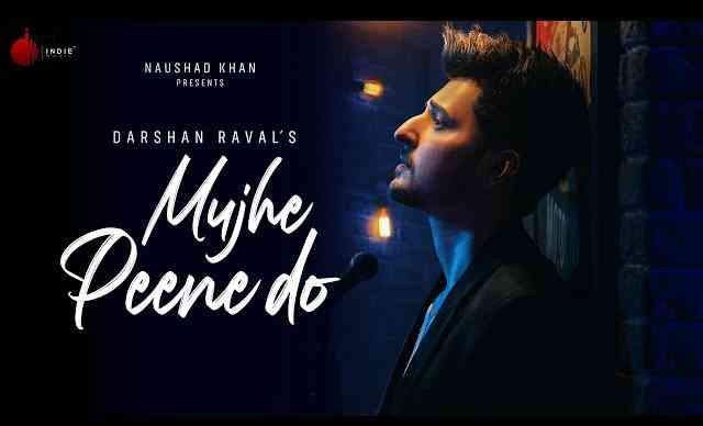 Mujhe Peene Do Darshan Chords Guitar Piano and Lyrics
